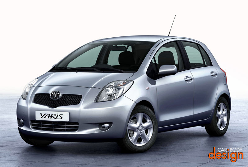 Toyota Yaris pictures and wallpapers